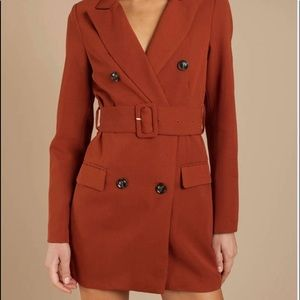 TOBI Blazer Dress